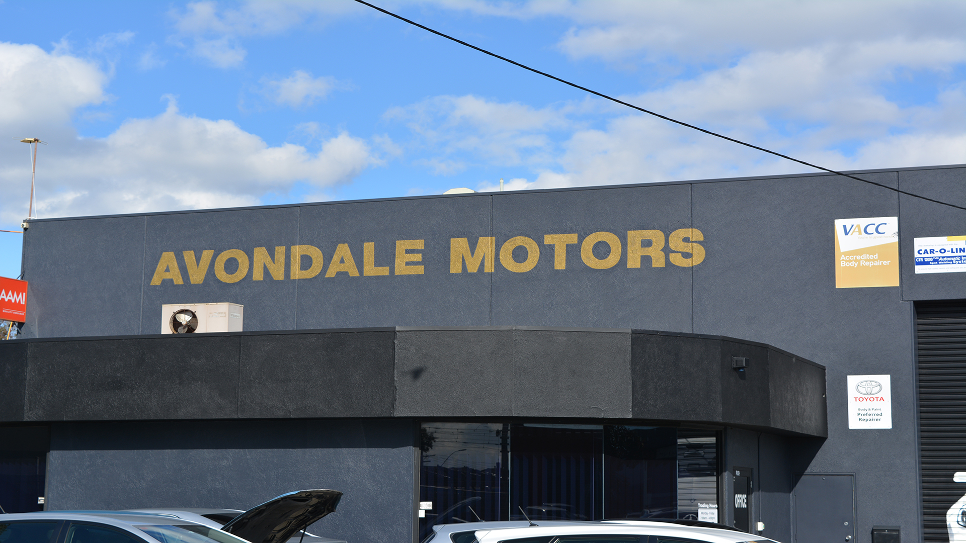 Avondale Motors Shop